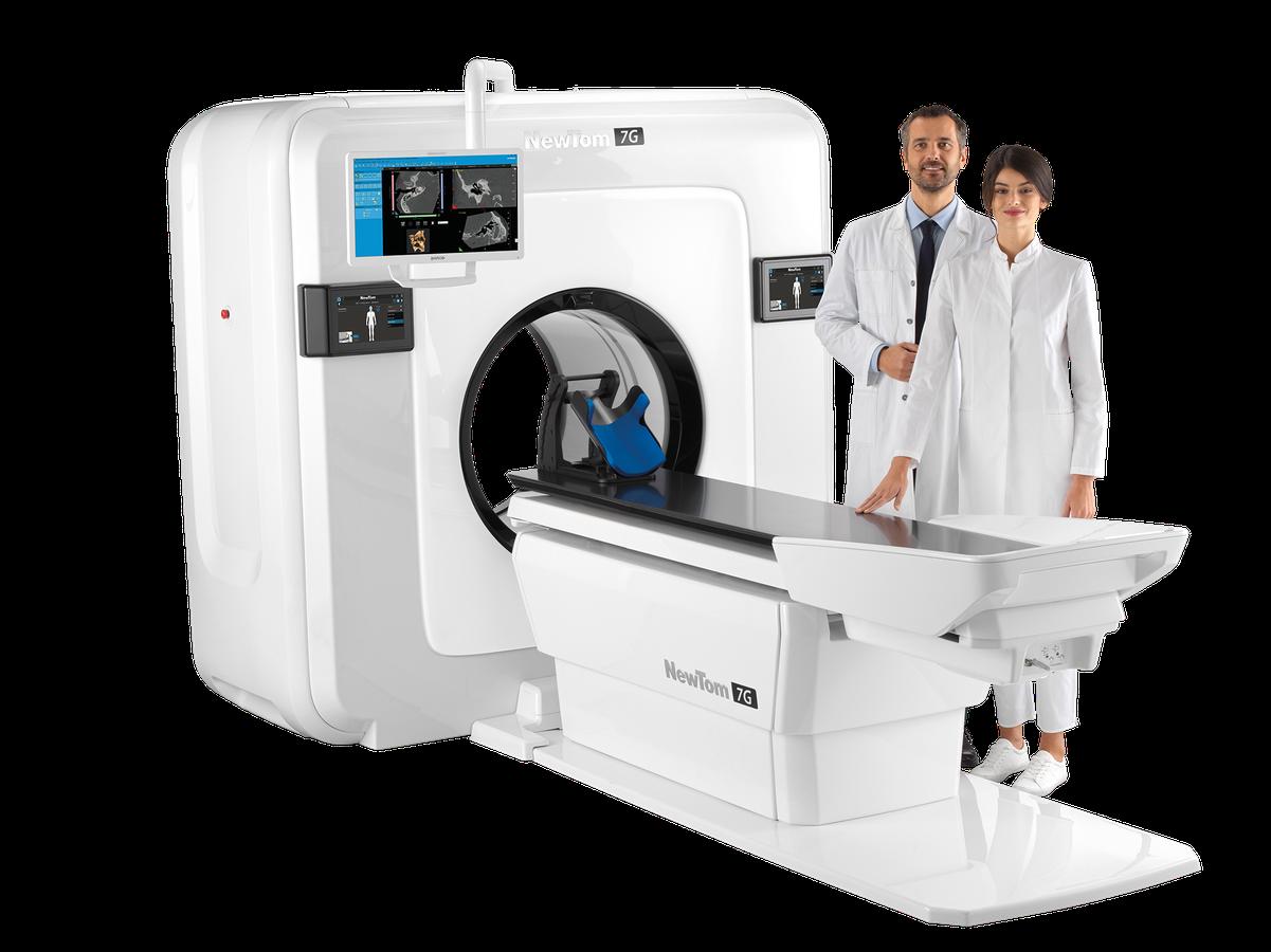 NewTom 7G - Նոր հորիզոններ՝ 3D բժշկական ռադիոգրաֆիայում